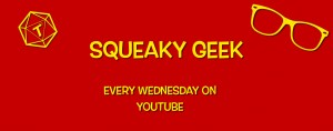 Squeaky Geek Facebook Header